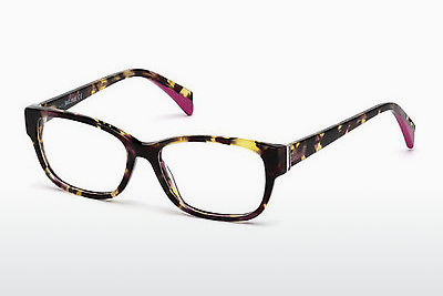 Lunettes design Just Cavalli JC0768 052 - Brunes, Havanna