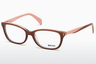 Lunettes design Just Cavalli JC0774 047 - Brunes, Bright