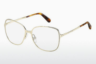 Lunettes design Marc Jacobs MJ 629 KSF - Or, Grises