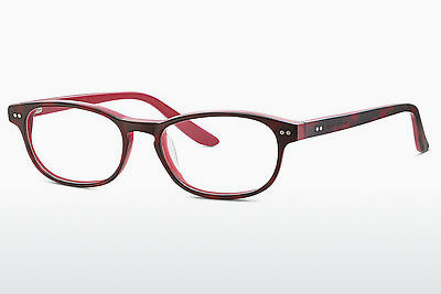 Lunettes design Marc O Polo MP 501004 50 - Rouges