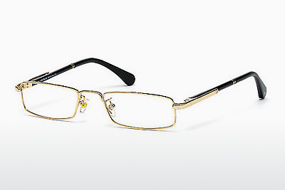 Lunettes design Mont Blanc MB0448 028 - Or
