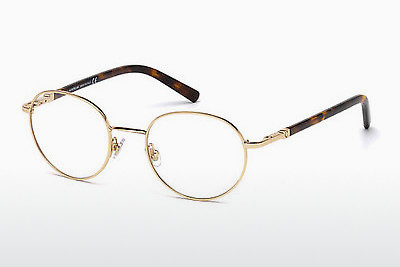 Lunettes design Mont Blanc MB0557 028 - Or