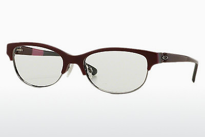 Designerbrillen Oakley THROWBACK (OX1108 110802) - Rood