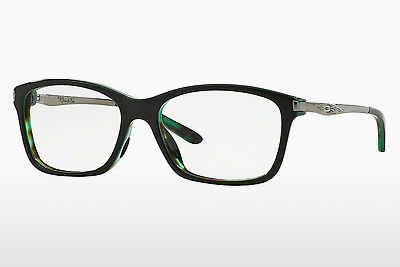 Designerbrillen Oakley NINE-TO-FIVE (OX1127 112702) - Groen, Bruin, Havanna