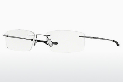 Lunettes design Oakley KEEL (OX3122 312203) - Blanches, Chrome