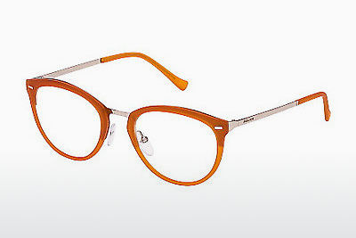 Lunettes design Police VPL283 0579 - Orange