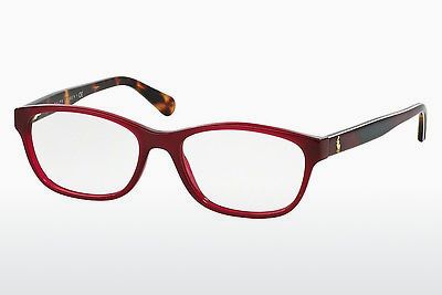 Lunettes design Polo PH2127 5495 - Rouges, Bordeaux