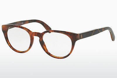 Lunettes design Polo PH2164 5017 - Brunes, Havanna