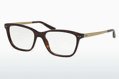 Lunettes design Polo PH2167 5003 - Brunes, Havanna