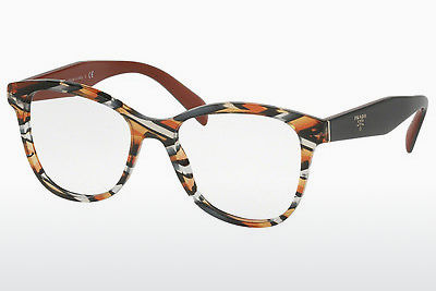 Lunettes design Prada PR 12TV VAN1O1 - Orange