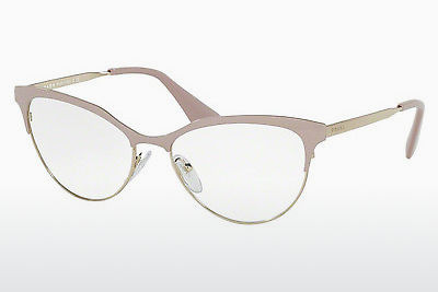 Lunettes design Prada CINEMA (PR 55SV UF51O1) - Rose, Or