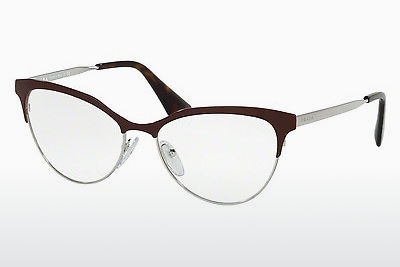 Lunettes design Prada CINEMA (PR 55SV UF61O1) - Rouges, Amaranth