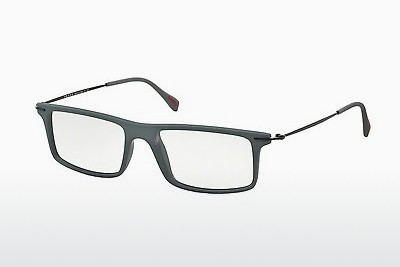 Lunettes design Prada Sport RED FEATHER (PS 03EV ROR1O1) - Grises