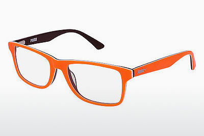 Lunettes design Puma PU0108O 005 - Orange