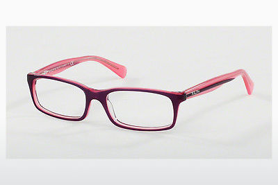Lunettes design Ralph RA7047 1041 - Pourpre, Rose