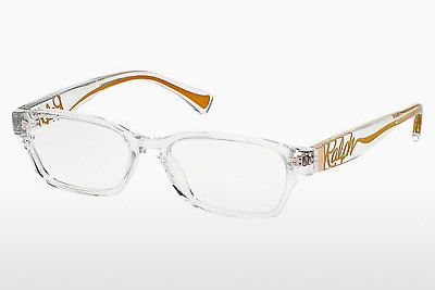 Lunettes design Ralph RA7056 591 - Blanches, Clear
