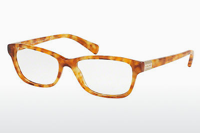 Lunettes design Ralph RA7079 1586 - Jaunes, Havanna, Orange