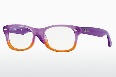 Lunettes design Ray-Ban Junior RY1528 3596 - Pourpre, Violet