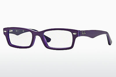 Lunettes design Ray-Ban Junior RY1530 3589 - Pourpre, Violet