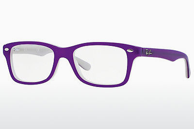 Lunettes design Ray-Ban Junior RY1531 3591 - Pourpre, Violet
