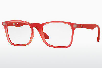 Lunettes design Ray-Ban Junior RY1553 3669 - Rouges
