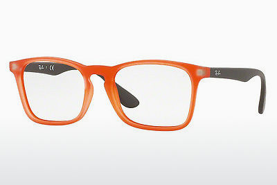 Lunettes design Ray-Ban Junior RY1553 3670 - Orange