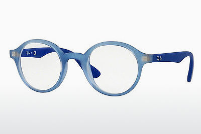 Lunettes design Ray-Ban Junior RY1561 3668 - Bleues