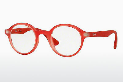 Lunettes design Ray-Ban Junior RY1561 3669 - Rouges