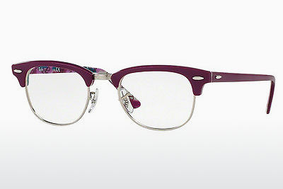 Designerbrillen Ray-Ban CLUBMASTER (RX5154 5652) - Paars, Violet
