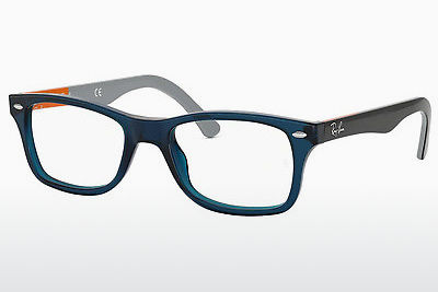 Lunettes design Ray-Ban RX5228 5547 - Bleues