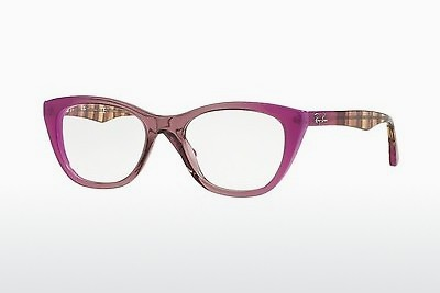 Lunettes design Ray-Ban RX5322 5489 - Rose