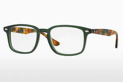 Lunettes design Ray-Ban RX5353 5630 - Vertes