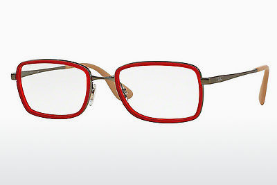 Lunettes design Ray-Ban RX6336 2856 - Rouges