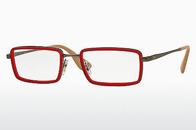 Designerbrillen Ray-Ban RX6337 2856 - Rood