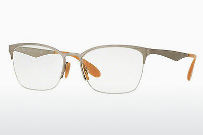 Lunettes design Ray-Ban RX6345 2595 - Argent
