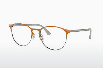 Lunettes design Ray-Ban RX6375 2949 - Grises, Orange