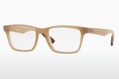 Lunettes design Ray-Ban RX7025 8018 - Transparentes, Blanches