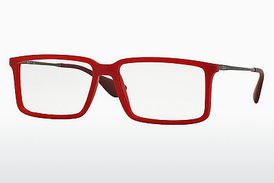 Designerbrillen Ray-Ban RX7043 5468 - Rood