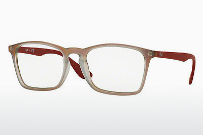 Designerbrillen Ray-Ban RX7045 5485 - Rood