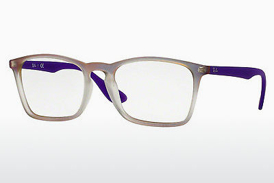 Lunettes design Ray-Ban RX7045 5600 - Pourpre