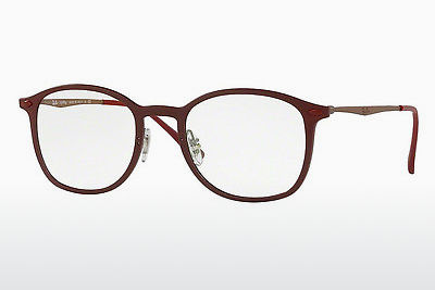 Lunettes design Ray-Ban RX7051 5689 - Rouges