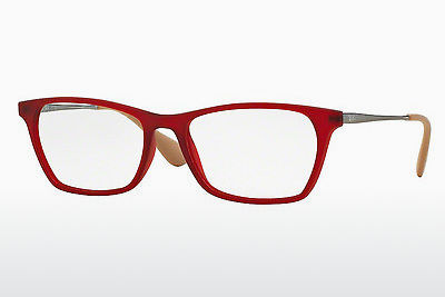 Designerbrillen Ray-Ban RX7053 5525 - Rood