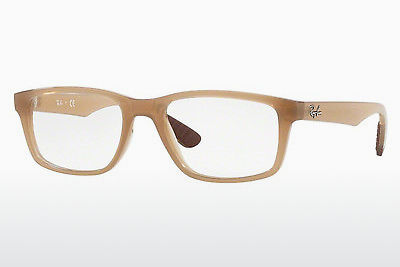 Lunettes design Ray-Ban RX7063 8018 - Transparentes, Blanches
