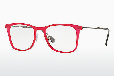 Lunettes design Ray-Ban RX7086 5641 - Rose