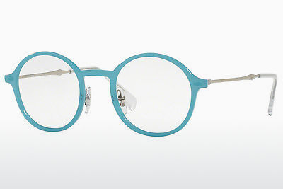 Lunettes design Ray-Ban RX7087 5638 - Bleues, Azure