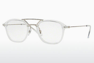 Lunettes design Ray-Ban RX7098 2001 - Blanches, Transparentes