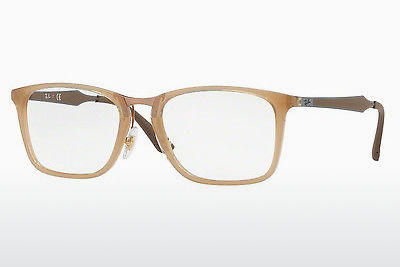Lunettes design Ray-Ban RX7131 8018 - Transparentes, Blanches