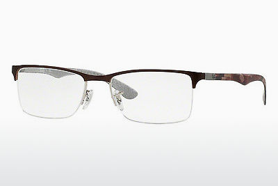 Lunettes design Ray-Ban RX8413 2892 - Argent