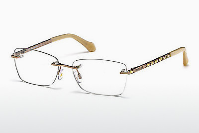 Lunettes design Roberto Cavalli RC0869 034 - Bronze, Bright, Shiny