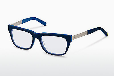 Lunettes design Rocco by Rodenstock RR424 D - Bleues